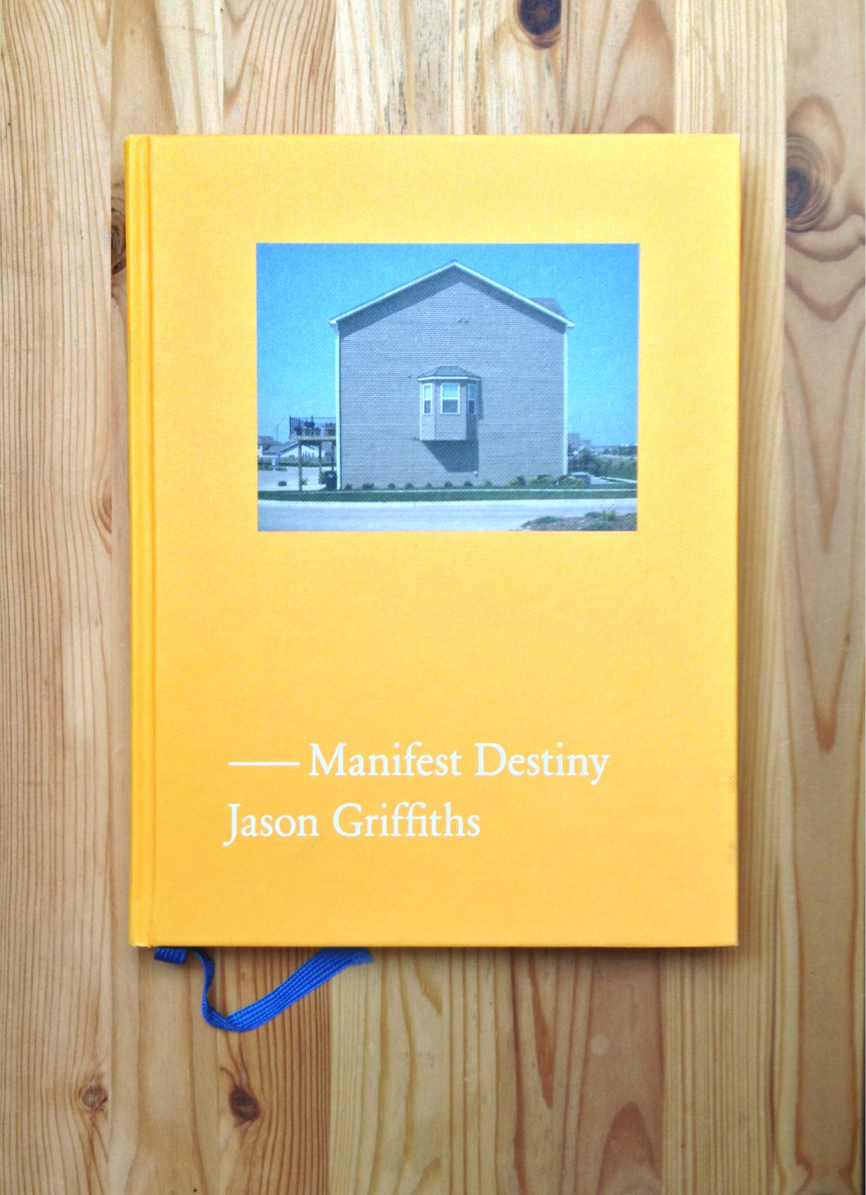 "The cover of ""Manifest Destiny"" by Jason Griffiths"