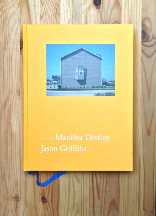 """The cover of """"Manifest Destiny"""" by Jason Griffiths"""