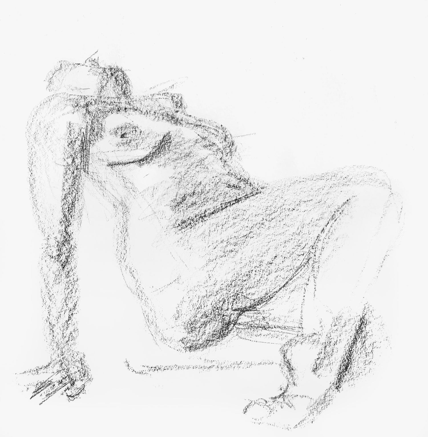 5 minute life drawing