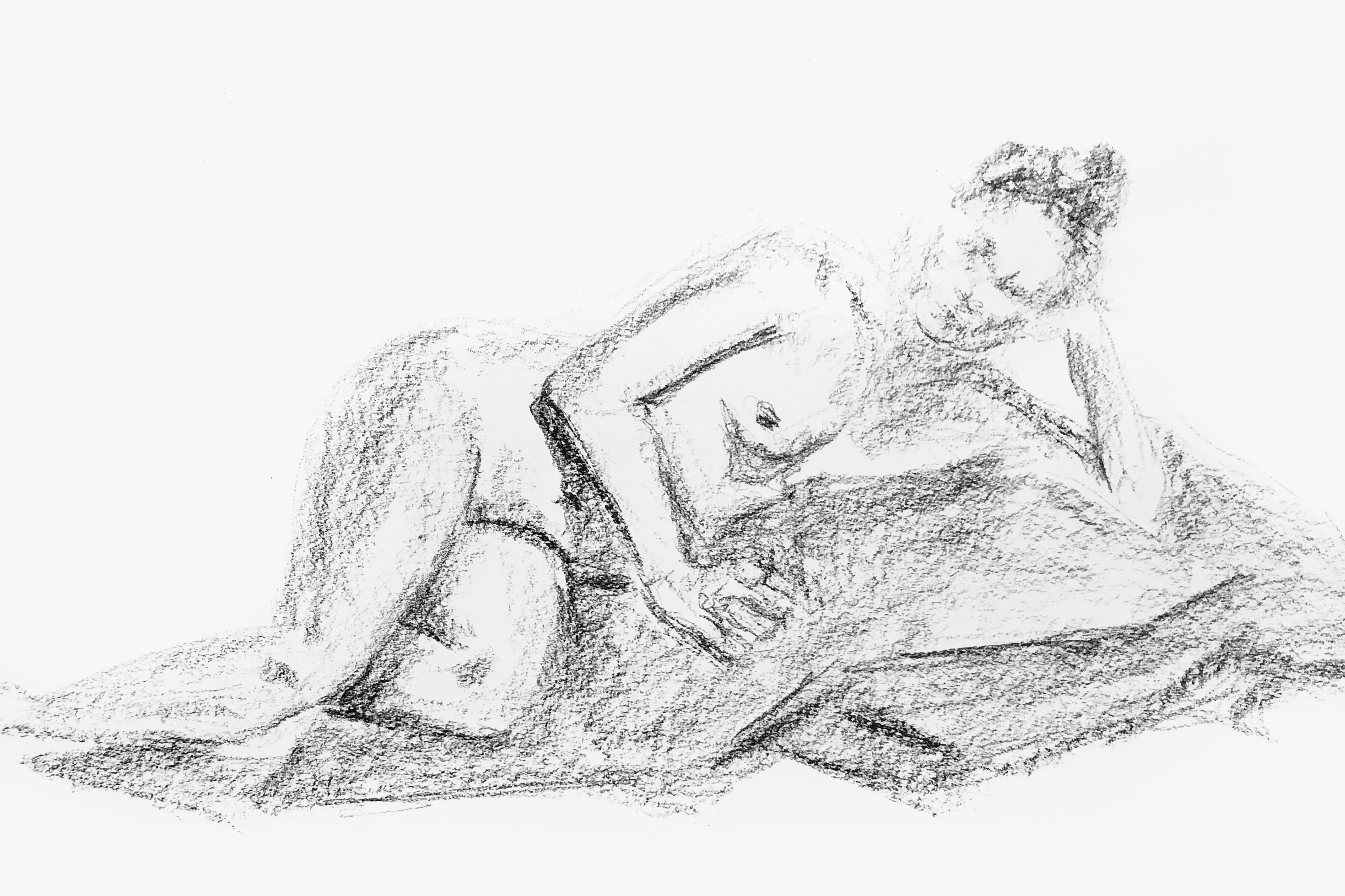 15 minute life drawing