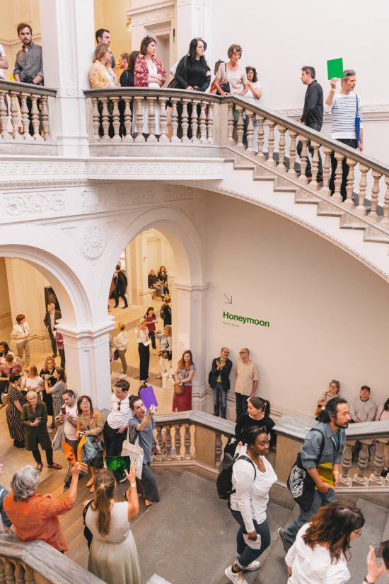 Rainbows + Beata Viscera Iridis performed by Musarc at the Royal Academy, May 2018