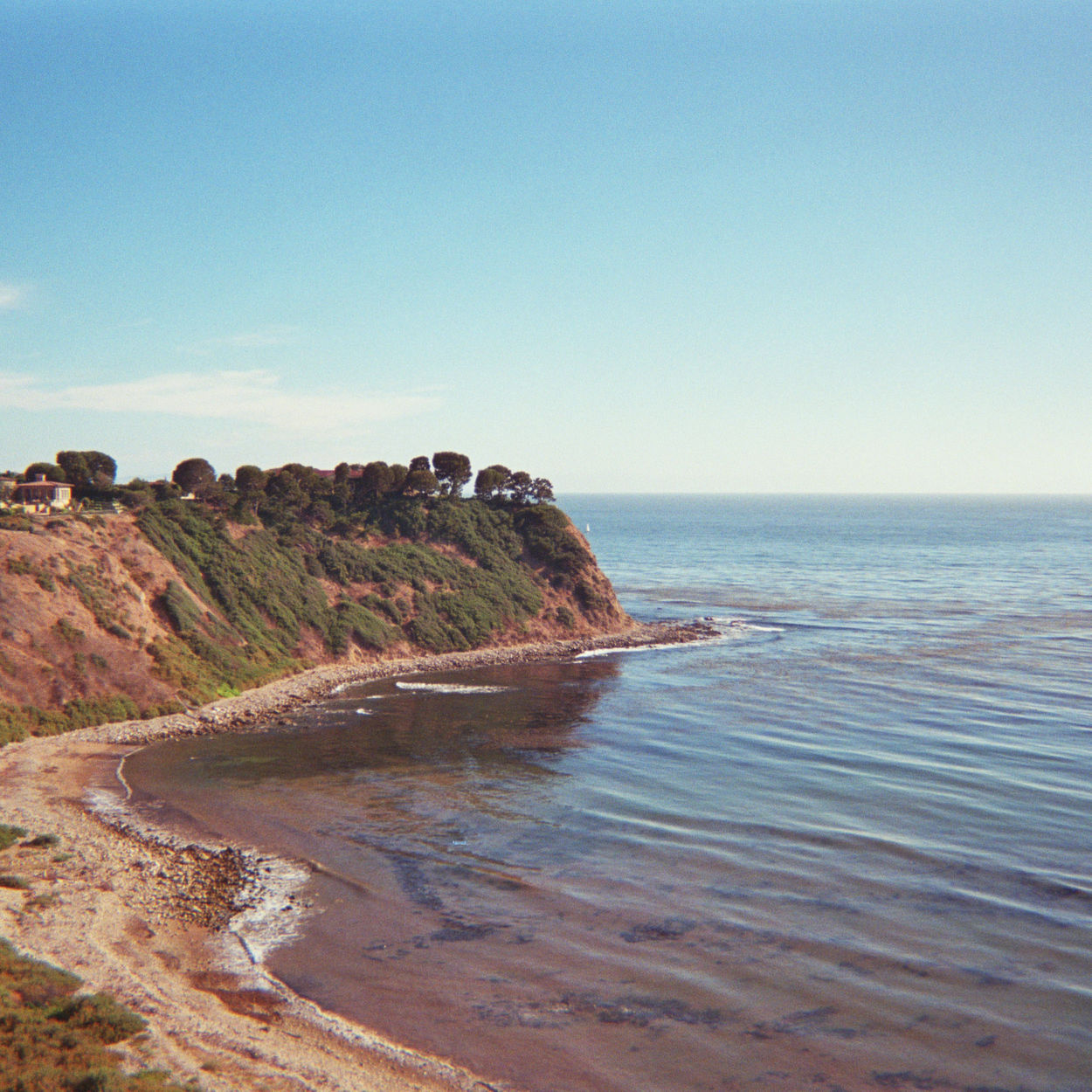 Lunada Bay in Southern California, 2010